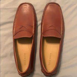 Brand new Cole Haan driving moccasins